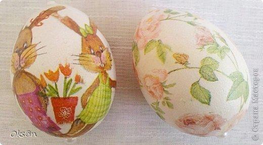 Вдогонку ещё несколько пасхальных сувениров - пасхальные яйца фото 8