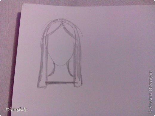 Всем привет. Сегодня я покажу как сделать подвижную бумажную куклу. Нужно нарисовать детали человека или животного, как у меня на фото, на бумаге и затем вырезать. фото 2