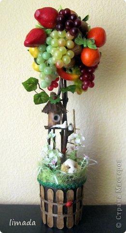 "топиарий "" во саду ли в огороде..."" фото 1"
