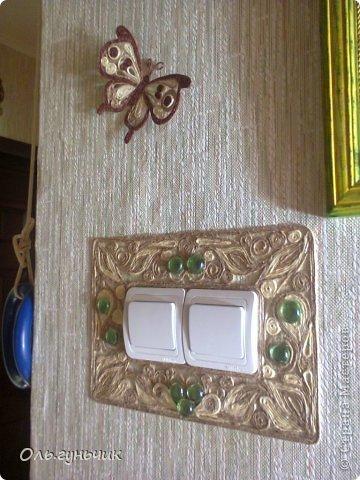 Мастер-класс Поделка изделие Моделирование конструирование МК Филигранной бабочки Шпагат фото 2