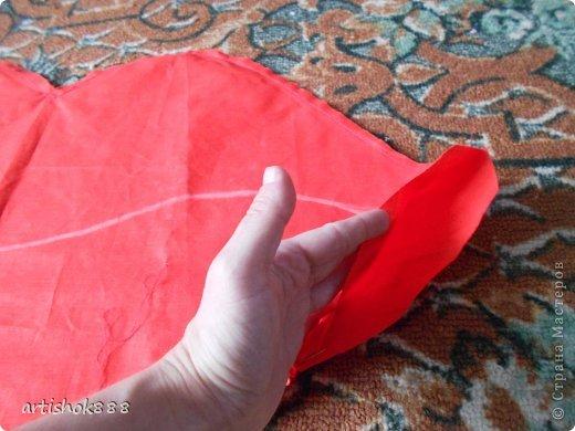 Губы на свадебную машину. Можно использовать также как декоративную подушку или в подарок. фото 6