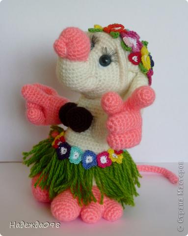 крючком Мышь гавайская