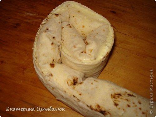 Кулинария Мастер-класс Рецепт кулинарный Мелина из лаваша с творогом Продукты пищевые фото 6