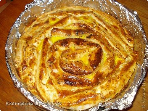 Кулинария Мастер-класс Рецепт кулинарный Мелина из лаваша с творогом Продукты пищевые фото 9