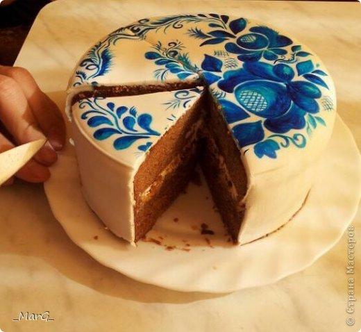 Торты рецепты с фото с использованием мастики