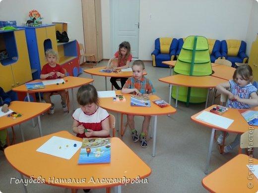 """Вот такие замечательные работы у нас получились с детьми детского сада """"Мозаика"""". фото 4"""