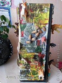 Мастер-класс Хлам-декор  предмет для нужных вещей  Материал бросовый фото 27