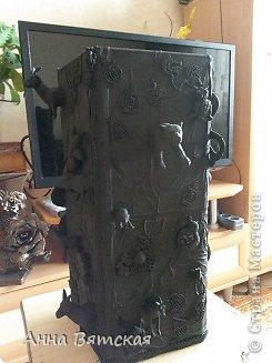 Мастер-класс Хлам-декор  предмет для нужных вещей  Материал бросовый фото 28