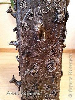 Мастер-класс Хлам-декор  предмет для нужных вещей  Материал бросовый фото 38