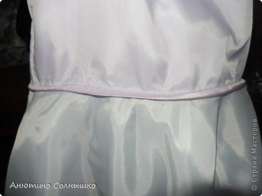 Всем Добрый День!!! Скоро выпускной в ДС у моей любимой крестницы, а по совместительству племянницы. Решила попробовать сшить платье. По началу были сомнения получится ли? Но желание и новая швейная машинка говорили ты справишься! Результат судить Вам. А пока расскажу, как это было. . . фото 17