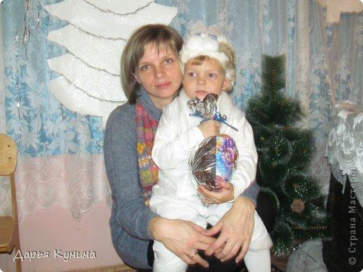 Не знаю, на сколько будет актуален этот пост в середине мая))))) но, все-таки решила выложить фото своих новогодних работ))) Дед Мороз и Коняшка покупные игрушки)))) поставила для красоты. фото 19