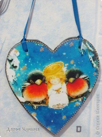 Не знаю, на сколько будет актуален этот пост в середине мая))))) но, все-таки решила выложить фото своих новогодних работ))) Дед Мороз и Коняшка покупные игрушки)))) поставила для красоты. фото 8