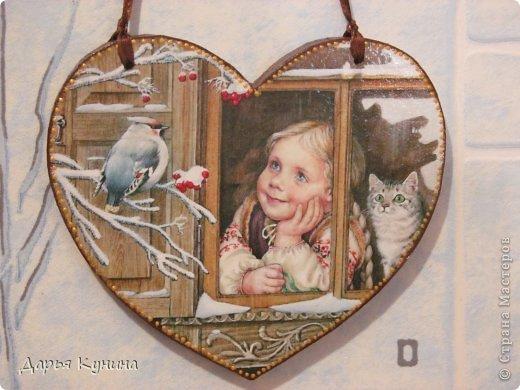 Не знаю, на сколько будет актуален этот пост в середине мая))))) но, все-таки решила выложить фото своих новогодних работ))) Дед Мороз и Коняшка покупные игрушки)))) поставила для красоты. фото 9