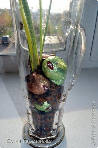 Тюльпан с надписью фото 6