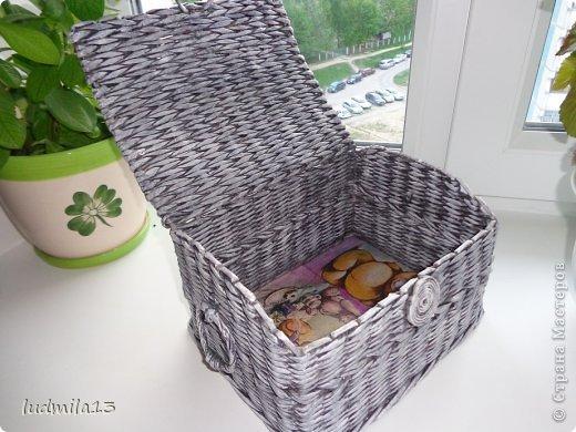 Добрый день! Готовлюсь к свадьбе дочери))) Вот сделала корзинку и букет-дублер... фото 12