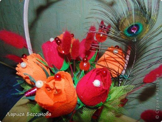 Здравствуйте мои дорогие девочки с золотыми ручками! Хочу вам показать свои последние творения! их много так что наберитесь терпения досмотреть моё повествование до конца! По ходу пьесы буду вам что то рассказывать ну и конечно показывать! и так ; сумочка с цветочками, цветочки сделаны по МК Надюши Колибри  - ссылку дам ниже. так захотелось мне сделать эти цветочки что прям аж руки чесались. А вот сумочку я сделала гораздо раньше и ждала она своего часа..... Короче пошли смотреть..... фото 9