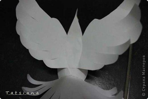 Мастер-класс Поделка изделие Выпускной День Победы Свадьба Бумагопластика И взмыли в небеса белые голуби унося с собою наши мечты  Бумага фото 19