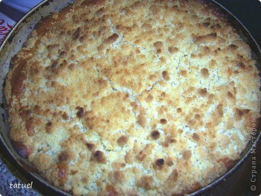 Кулинария Мастер-класс Сладкий пирог на лимонаде с фруктами Продукты пищевые фото 8