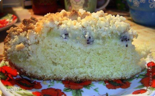 Кулинария Мастер-класс Сладкий пирог на лимонаде с фруктами Продукты пищевые фото 9
