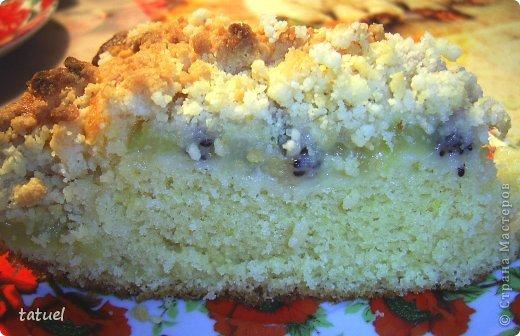 Кулинария Мастер-класс Сладкий пирог на лимонаде с фруктами Продукты пищевые фото 1