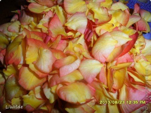 Кулинария Мастер-класс Рецепт кулинарный Варенье из лепестков роз МК Овощи фрукты ягоды фото 4