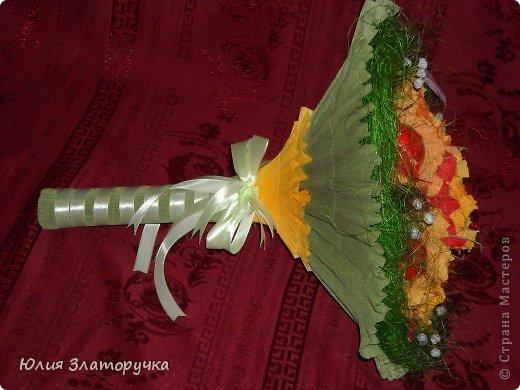 Получился такой вот тортик на 27 детишек на выпускной в дет.сад.  фото 5