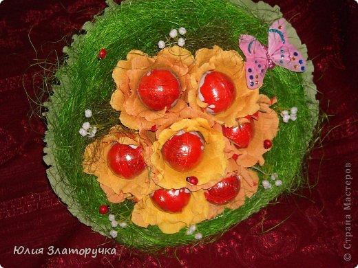 Получился такой вот тортик на 27 детишек на выпускной в дет.сад.  фото 7
