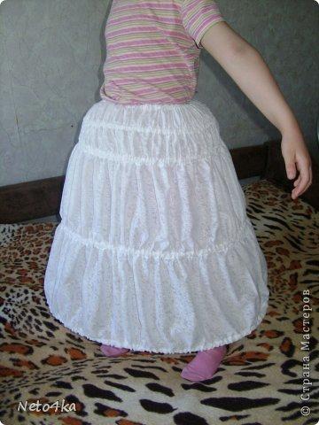 Кринолин для девочки фото 1