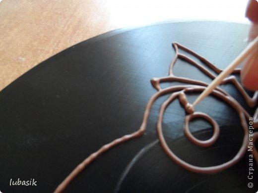 """Когда я выставила в прошлом посту панно в """"бронзе"""" http://stranamasterov.ru/node/771283#comment-10850215 , многие мастерицы попросили рассказать, как я его сделала. Выполняю просьбу. Чтобы сделать МК, пришлось делать другое панно. Решила сделать совушку - символ мудрости. фото 26"""