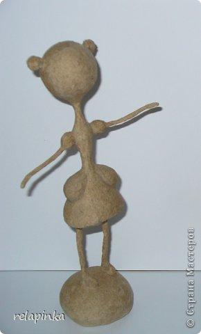 Куклы Мастер-класс Папье-маше Принцесса эксперимент и небольшой мк Бумага фото 8