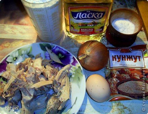 Всем здравствуйте! Сегодня рекомендую рецепт приготовления закусочных трубочек. Часто остается вареное куриное мясо. В этом рецепте мяса много  не надо- хватило недоеденных остатков от половинки курочки.  фото 2