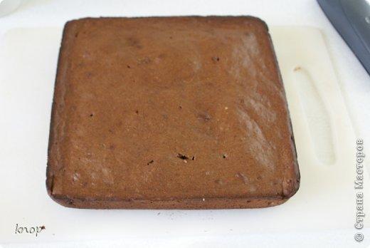 Кулинария Мастер-класс Рецепт кулинарный Готовим вместе шоколадно-банановый торт Продукты пищевые фото 18