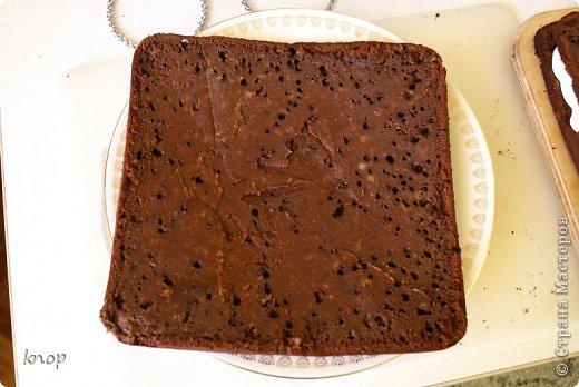 Кулинария Мастер-класс Рецепт кулинарный Готовим вместе шоколадно-банановый торт Продукты пищевые фото 23