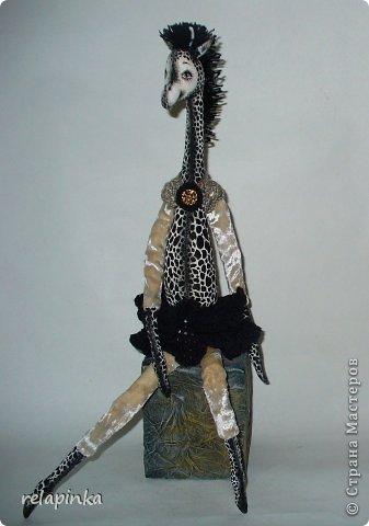 Многие спрашивали как делать такую шкурку жирафу. Покажу несколько фотографий процесса) фото 1