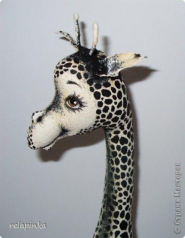 Многие спрашивали как делать такую шкурку жирафу. Покажу несколько фотографий процесса) фото 9