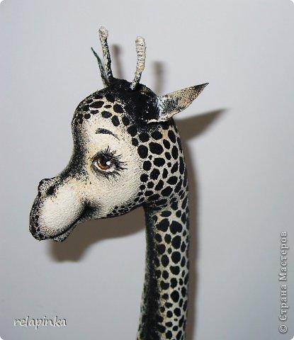Многие спрашивали как делать такую шкурку жирафу. Покажу несколько фотографий процесса) фото 10