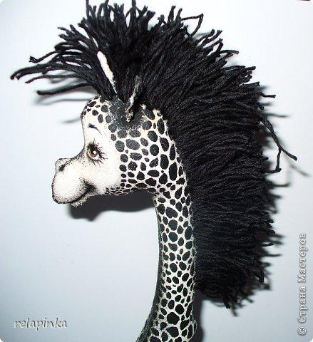 Многие спрашивали как делать такую шкурку жирафу. Покажу несколько фотографий процесса) фото 16