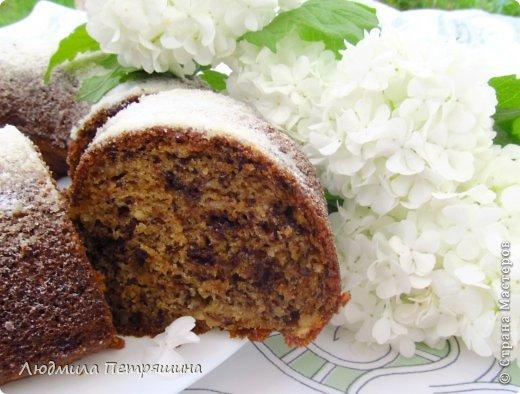 Кулинария Мастер-класс Рецепт кулинарный Банановый кекс фото 8