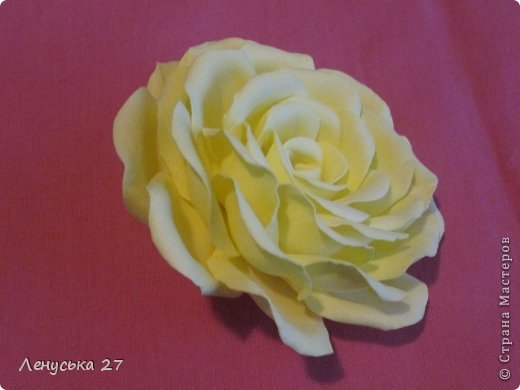 Продолжаются мои муки творчества. Опять я с розами :). Добиваюсь поставленного перед собой результата. фото 4