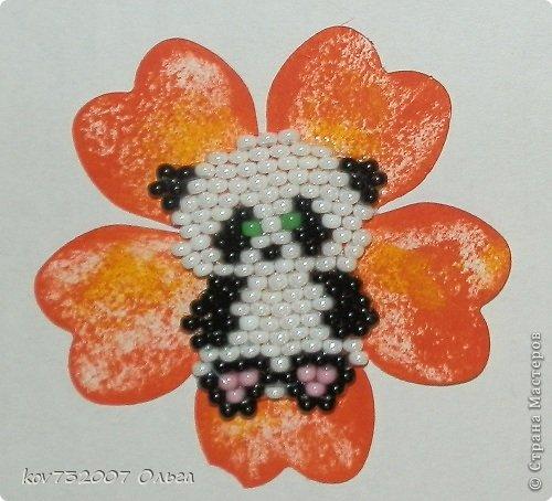 Панда - схемка с англоязычного сайта фото 1