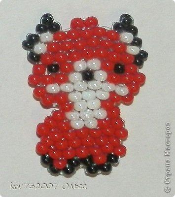 Панда - схемка с англоязычного сайта фото 29