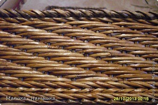 Ну и еще несколько плетушек.  Это наборчик из двух одинаковых коробочек. фото 7