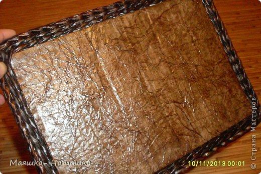 Ну и еще несколько плетушек.  Это наборчик из двух одинаковых коробочек. фото 11
