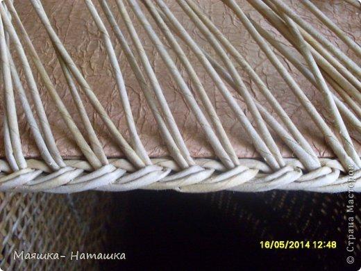 Ну и еще несколько плетушек.  Это наборчик из двух одинаковых коробочек. фото 22