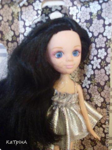 Сшила Хейли новое платье.Оно,наверно,пойдет для вечеринок,дискотек. фото 10