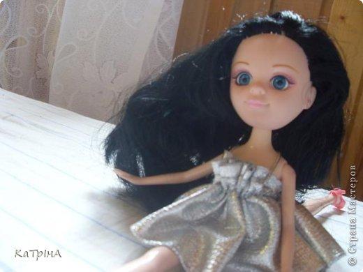 Сшила Хейли новое платье.Оно,наверно,пойдет для вечеринок,дискотек. фото 6