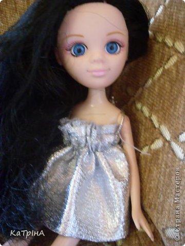 Сшила Хейли новое платье.Оно,наверно,пойдет для вечеринок,дискотек. фото 7