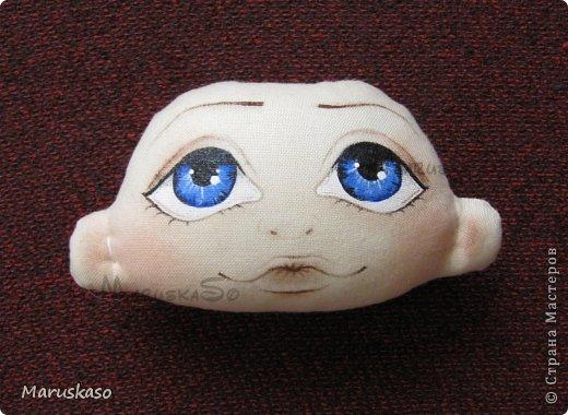 Куклы Мастер-класс Шитьё Мастер-класс Принцесса на горошине или как я делаю своих куколок Краска Ткань Шерсть фото 40