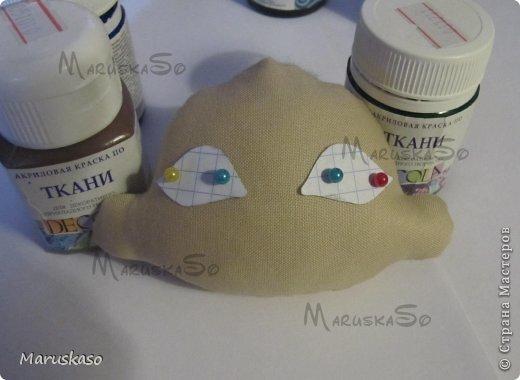 Куклы Мастер-класс Шитьё Мастер-класс Принцесса на горошине или как я делаю своих куколок Краска Ткань Шерсть фото 36