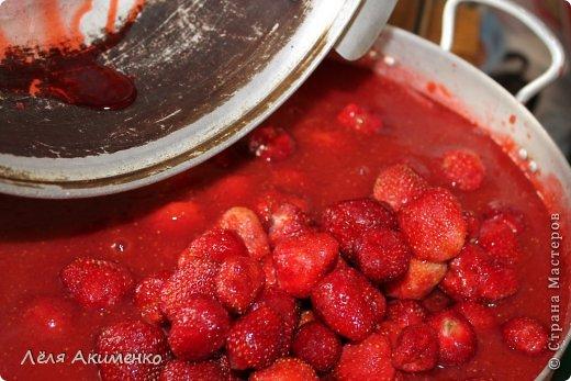 Кулинария Мастер-класс Рецепт кулинарный Нежнейший клубничный джем МК Овощи фрукты ягоды Продукты пищевые фото 17